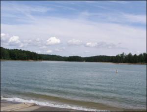 Lake Lanier Waterfront