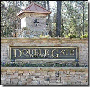 Doublegate Subdivision Johns Creek GA