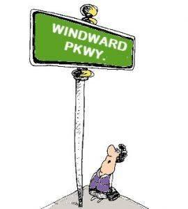 Popular Streets Windward Subdivision Alpharetta GA