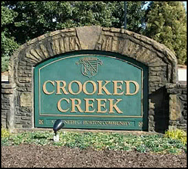 Crooked Creek Golf Country Club homes for sale