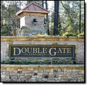 Doublegate Subdivision homes for sale Johns Creek GA