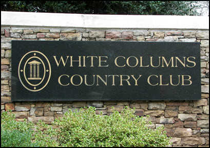 White Columns Country Club