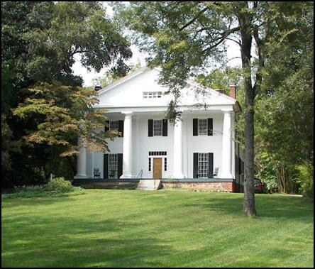 Historic Bulloch Hall Roswell GA