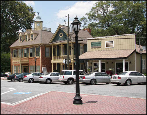 Historic Roswell Square