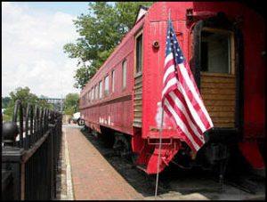 Marietta GA Railroad Museum