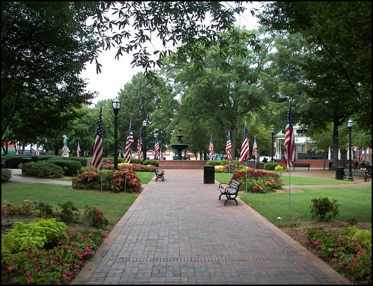 Roswell Square Park